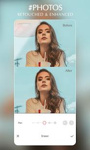 Meitu Beauty Cam Easy Photo Editor v9.2.6.5 screenshots 4