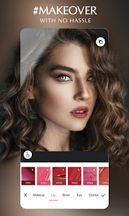 Meitu Beauty Cam Easy Photo Editor v9.2.6.5 screenshots 5