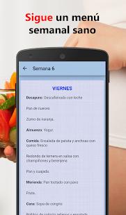 Men para Embarazadas Diario v18.0.0 screenshots 13