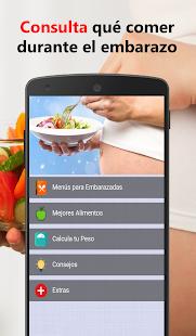 Men para Embarazadas Diario v18.0.0 screenshots 15