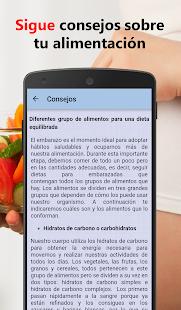 Men para Embarazadas Diario v18.0.0 screenshots 21