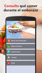 Men para Embarazadas Diario v18.0.0 screenshots 8