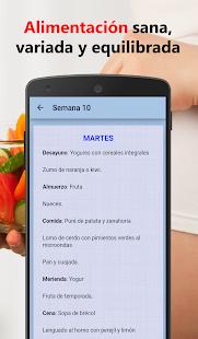 Men para Embarazadas Diario v18.0.0 screenshots 9