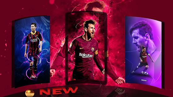 Messi Wallpapers 2022 v7.090 screenshots 1