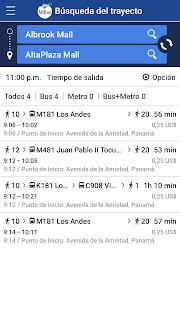 MiBus Maps Panam v1.1.1 screenshots 5