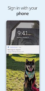 Microsoft Authenticator v6.2107.5010 screenshots 2