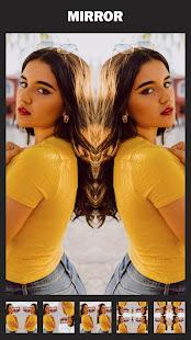 Mirror Photo Editor Collage Maker amp Beauty Camera v1.9.6 screenshots 1