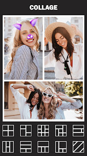 Mirror Photo Editor Collage Maker amp Beauty Camera v1.9.6 screenshots 3