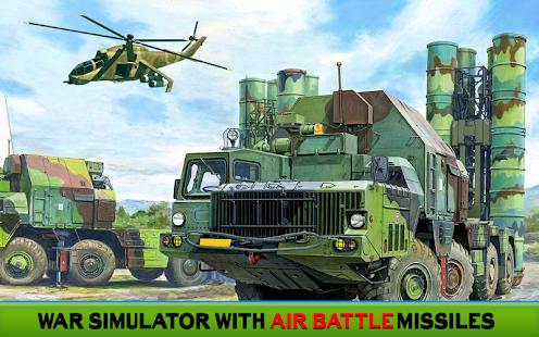 Missile Attack War Machine – Mission Games v2.1 screenshots 1