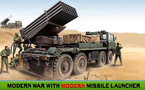 Missile Attack War Machine – Mission Games v2.1 screenshots 2