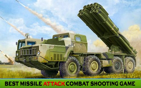 Missile Attack War Machine – Mission Games v2.1 screenshots 3