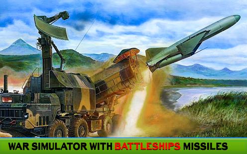 Missile Attack War Machine – Mission Games v2.1 screenshots 4