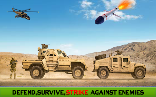 Missile Attack War Machine – Mission Games v2.1 screenshots 5