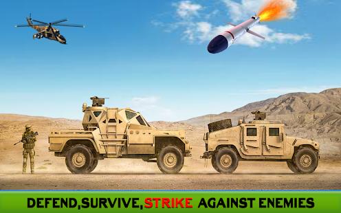 Missile Attack War Machine – Mission Games v2.1 screenshots 9