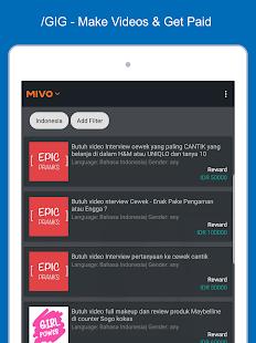 Mivo – Watch TV Online amp Social Video Marketplace v3.26.23 screenshots 12