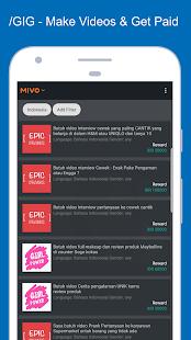 Mivo – Watch TV Online amp Social Video Marketplace v3.26.23 screenshots 4