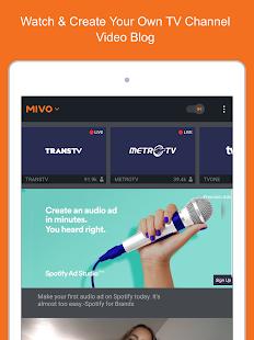 Mivo – Watch TV Online amp Social Video Marketplace v3.26.23 screenshots 9
