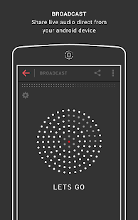 Mixlr – Broadcast Live Audio v1.4.1 screenshots 1