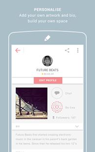 Mixlr – Broadcast Live Audio v1.4.1 screenshots 2