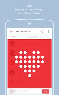 Mixlr – Broadcast Live Audio v1.4.1 screenshots 5
