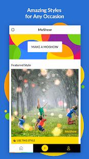 MoShow – Slideshow Maker Photo amp Video Editor v2.7.1.1 screenshots 4