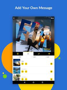 MoShow – Slideshow Maker Photo amp Video Editor v2.7.1.1 screenshots 7