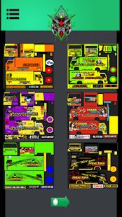 Mod Truck Canter Indonesia New v2.0 screenshots 2