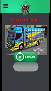 Mod Truck Canter Indonesia New v2.0 screenshots 3