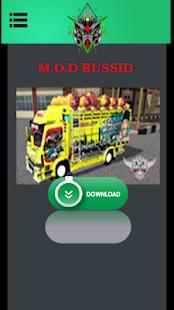 Mod Truck Canter Indonesia New v2.0 screenshots 4