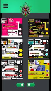 Mod Truck Canter Indonesia New v2.0 screenshots 8