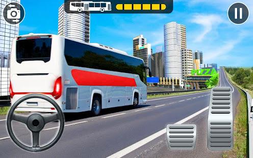 Modern Bus Parking Adventure Advance Bus Games v1.1.4 screenshots 10