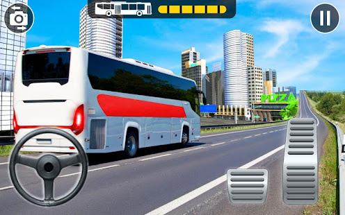 Modern Bus Parking Adventure Advance Bus Games v1.1.4 screenshots 5