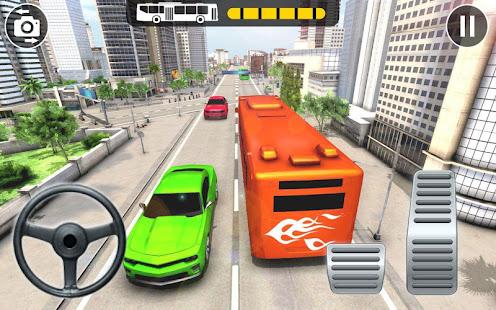 Modern Bus Parking Adventure Advance Bus Games v1.1.4 screenshots 6