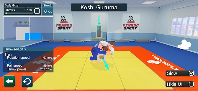 Movesensei Learn Judo Throws v1.8.1064 screenshots 1