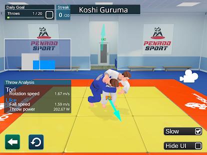 Movesensei Learn Judo Throws v1.8.1064 screenshots 6