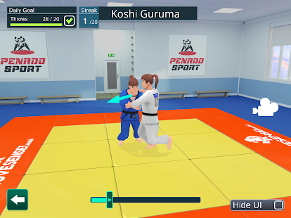 Movesensei Learn Judo Throws v1.8.1064 screenshots 9