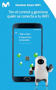 Movistar Smart WiFi v1.9.68 screenshots 1