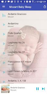 Mozart Baby Sleep v1.8.8 screenshots 1