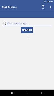 Mp3 Music Download v1.0 screenshots 2