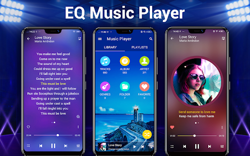 Music Player – Mp3 Player v3.8.0 screenshots 15