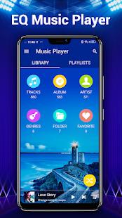 Music Player – Mp3 Player v3.8.0 screenshots 2