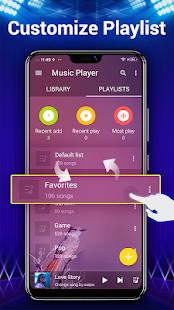Music Player – Mp3 Player v3.8.0 screenshots 3