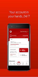 My Vodafone v screenshots 2