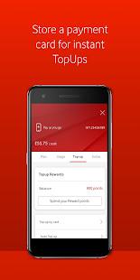 My Vodafone v screenshots 6