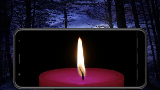 NIGHT CANDLE – GUIDED MEDITATION SLEEP v83 screenshots 3