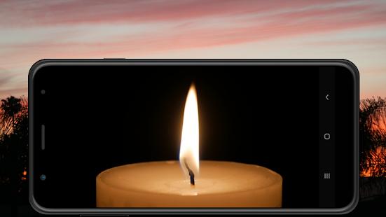 NIGHT CANDLE – GUIDED MEDITATION SLEEP v83 screenshots 8