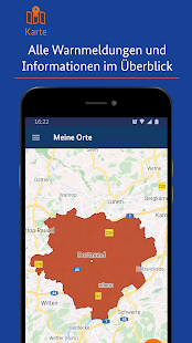 NINA – Die Warn-App des BBK v3.3.3 screenshots 11
