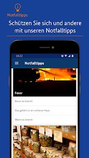 NINA – Die Warn-App des BBK v3.3.3 screenshots 12