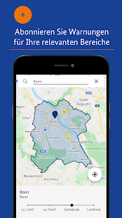NINA – Die Warn-App des BBK v3.3.3 screenshots 2
