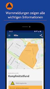 NINA – Die Warn-App des BBK v3.3.3 screenshots 3